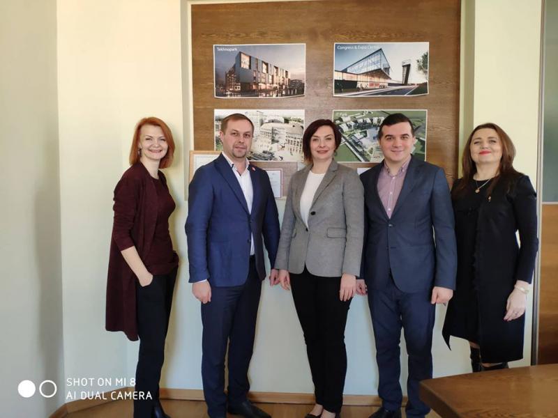 Лучани переймали досвід у львівських колег