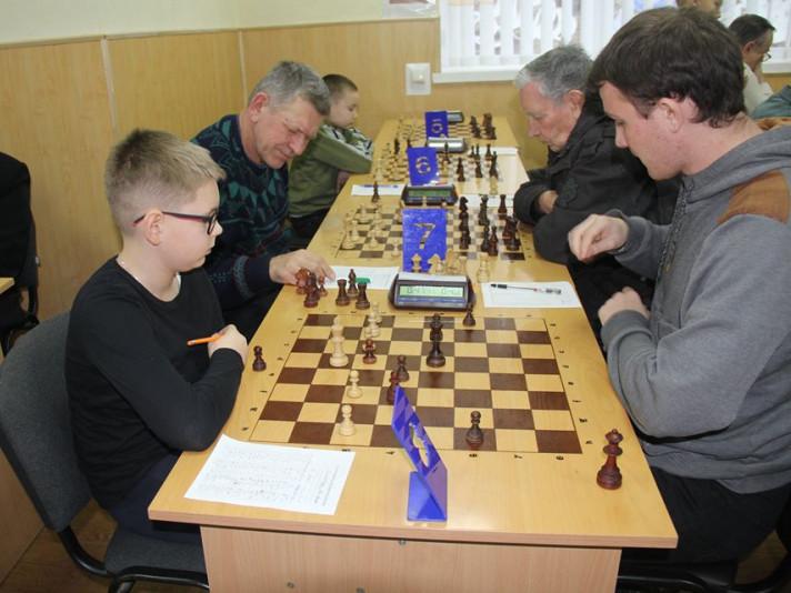 У Луцьку – чемпіонат міста з шахів та шашок