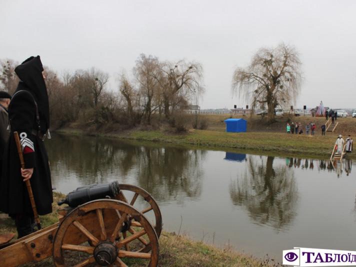 Водохреща у Луцьку