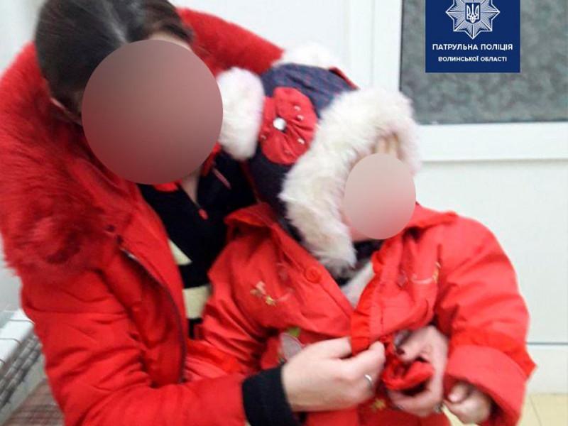 На Електроапаратній знайшли дитину, яку залишила п'янамати
