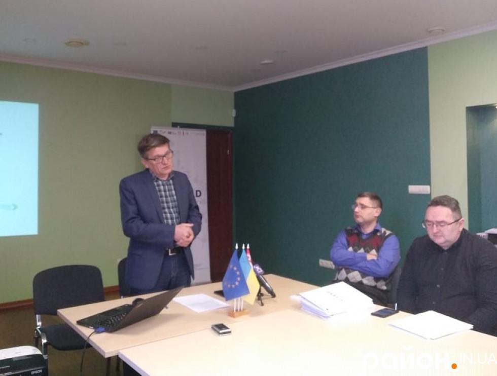 Анатолій Пархом'юк, Андрій Погорілий та Анатолій Матвіюк