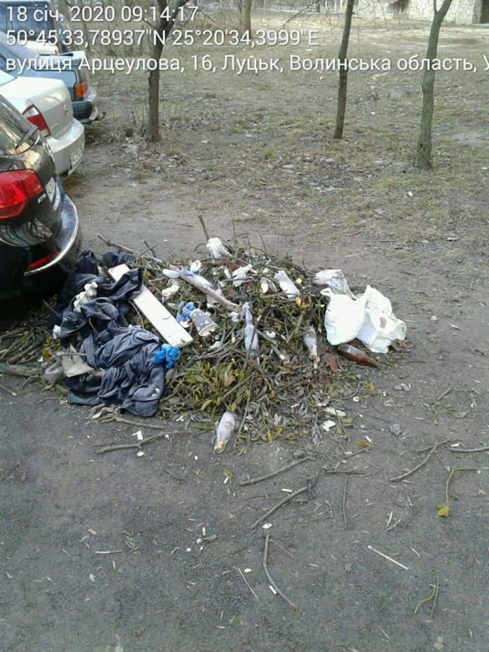 Лучани засмічують території навколо смітників, – муніципали