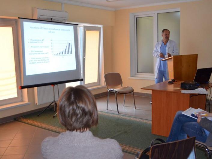 Навчання медиків