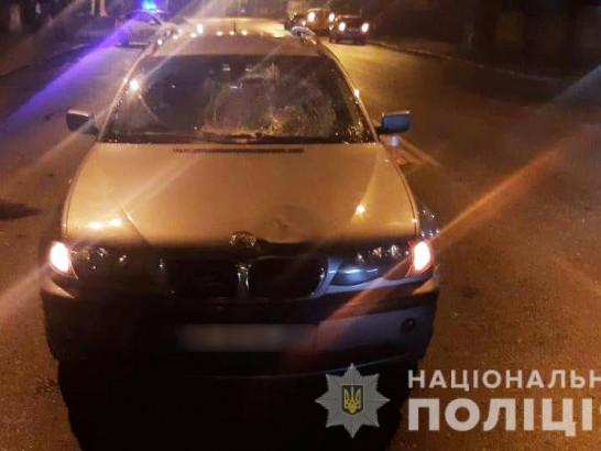У Луцьку в ДТП постраждав чоловік