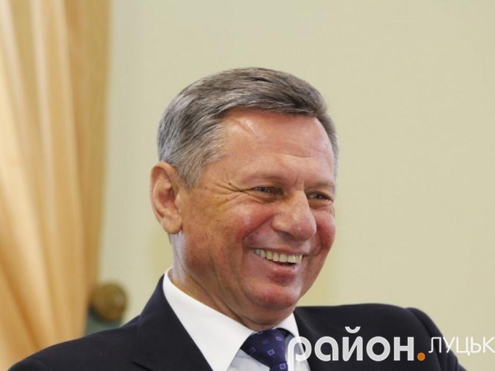 Мер потрапив у рейтинг кращих мерів України