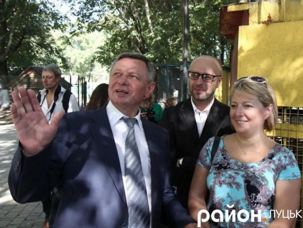 Микола Романюк розповідає про реконструкцію зоопарку