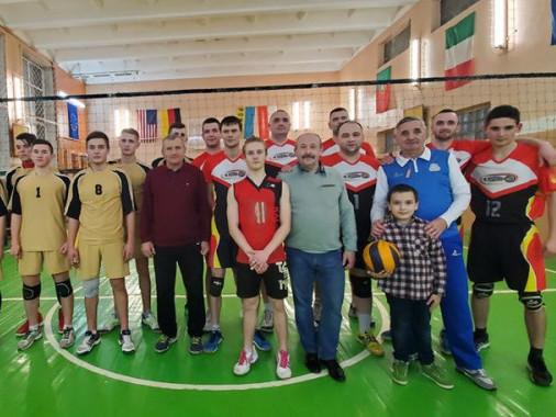 Рожищенські волейболісти обіграли команду з Луцька