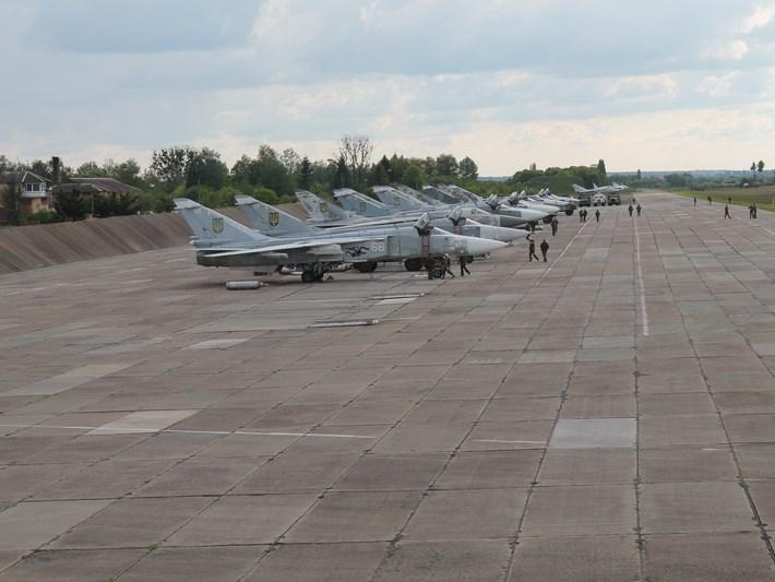 У Луцьку реконструюють авіаційну лабораторію за понад 28 мільйонів гривень