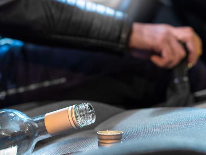 На Ковельській затримали п'яного водія, який їздив без прав