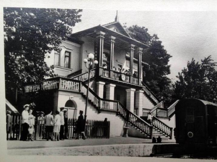 Луцьк у 1962 році