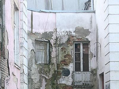 Стіна Будинку офіцерів