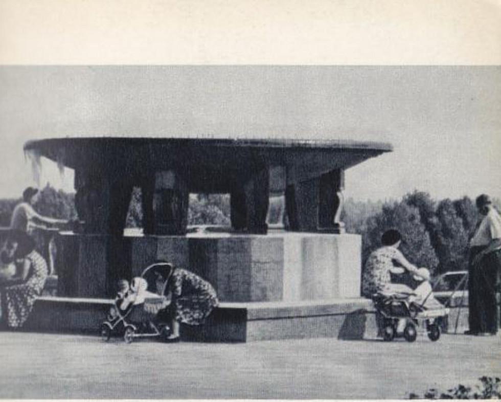 Луцьк на ретро-світлинах середини минулого століття