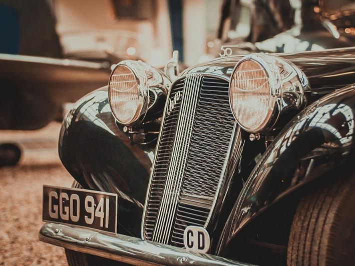 Луцьком проїдуть понад 35 ретро-автомобілів з Європи