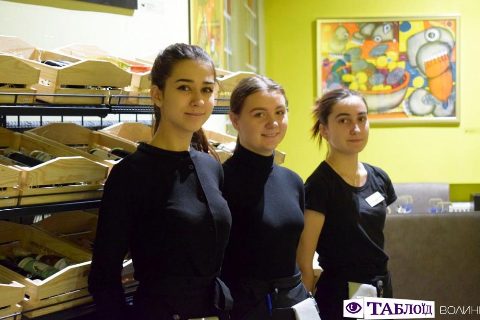 Працівниці ресторану