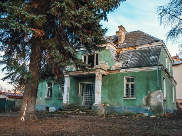 Будинок на Ярощука, 12