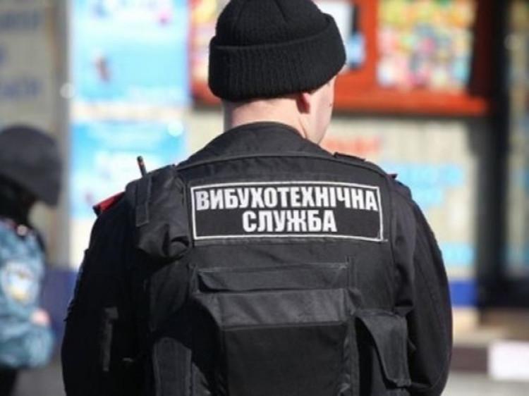 Інформація про замінування приміщення у Луцьку – неправдива