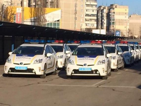 П'яного водія у Луцьку переслідували кілька екіпажів поліції
