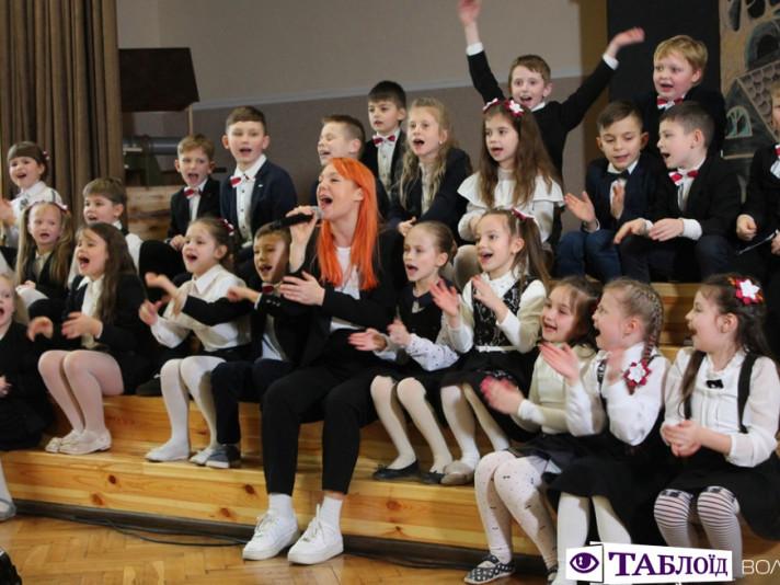 До луцької гімназії завітала Світлана Тарабарова
