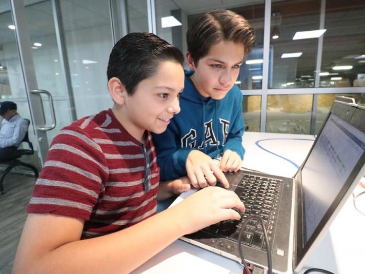 У Луцьку для дітей дадуть майстер-клас з мови програмуванняPython