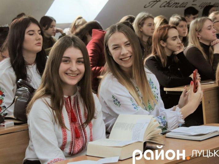 Як студенти ФФтаЖ осмислювали Шевченка