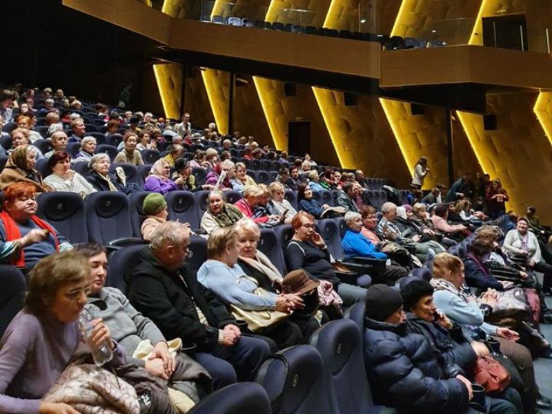 У Луцьку відбувся безкоштовний кінопоказ документальної стрічки «Кобзар»