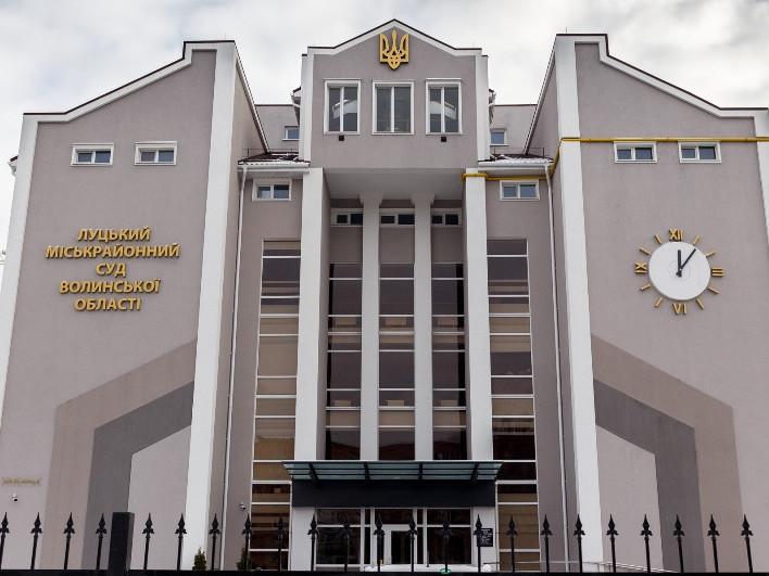 У Луцьку муніципала засудили за п'яне водіння і хабар