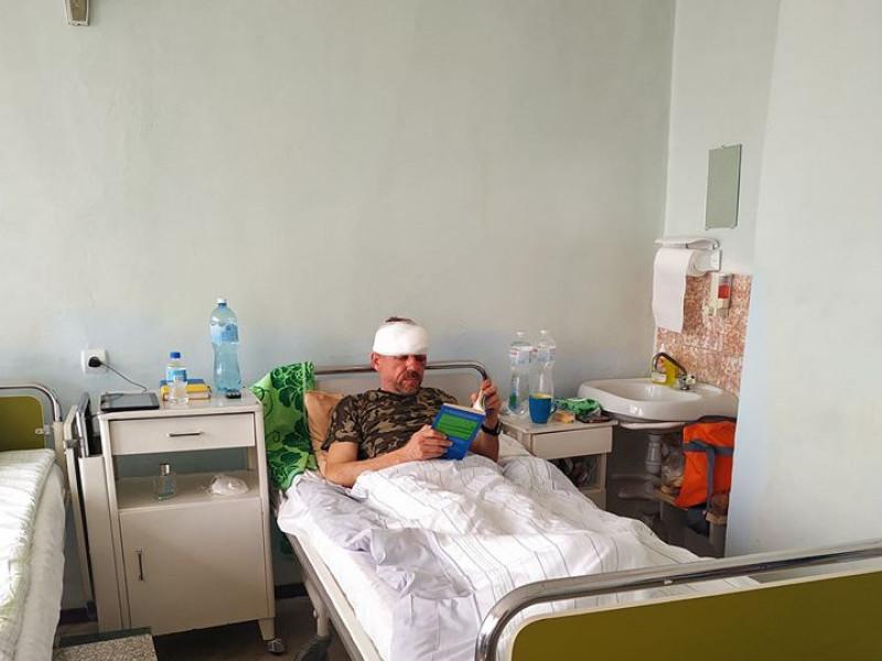Депутат Луцькради потрапив в аварію