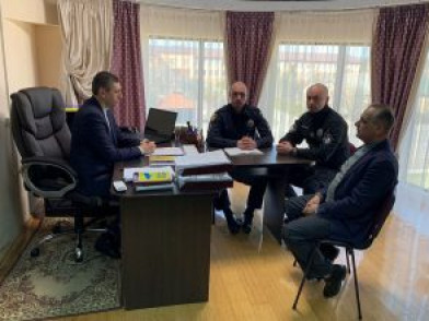 У Боратинській громаді розпочали роботу поліцейські офіцери