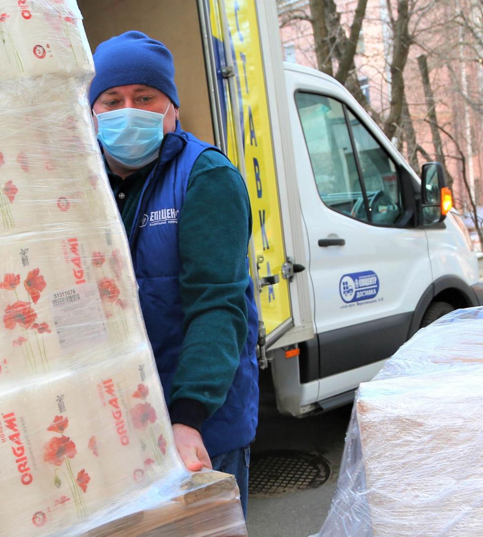 Допомога Олександрівській клінічній лікарні