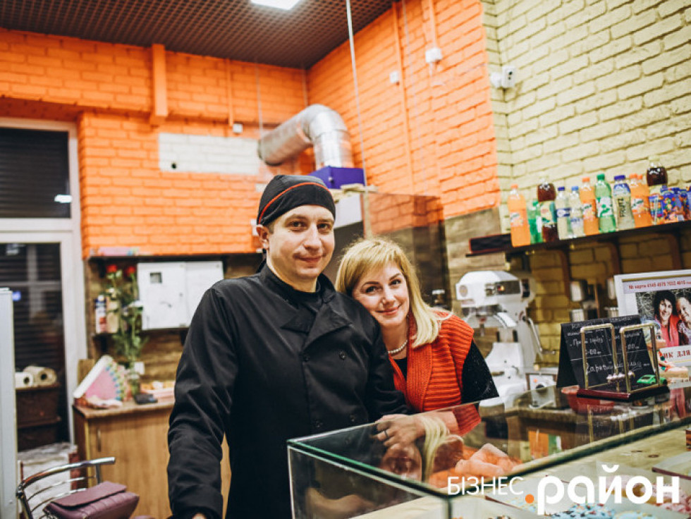 Володимир та Вікторія Окладні