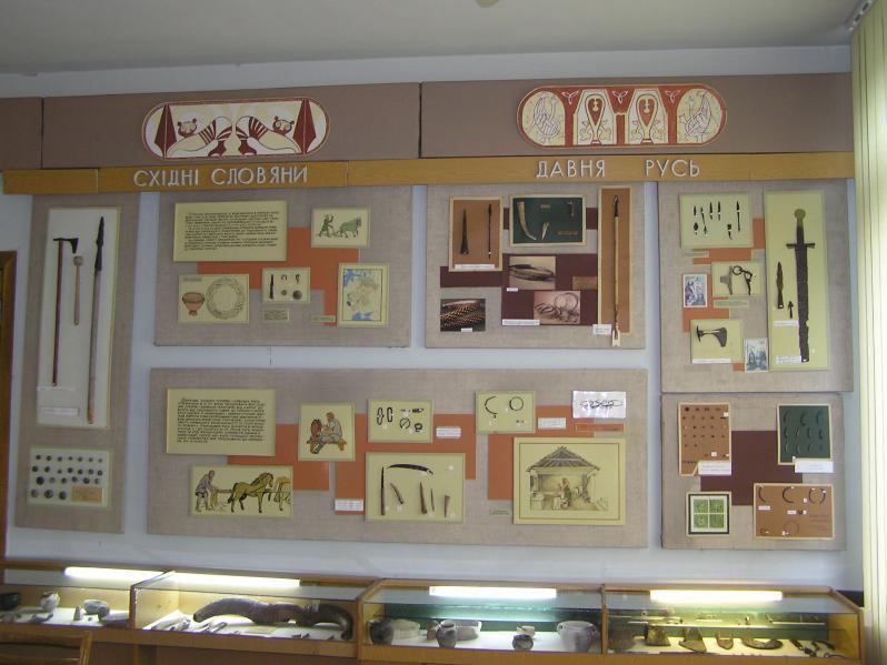 Які музеї функціонують в СНУ імені Лесі Українки
