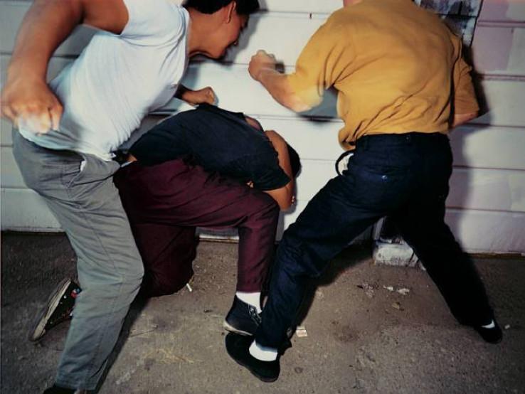 Поблизу Гаразджі двоє зловмисників побили та пограбували чоловіка