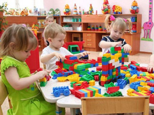 Діти в садку (фото ілюстративне)