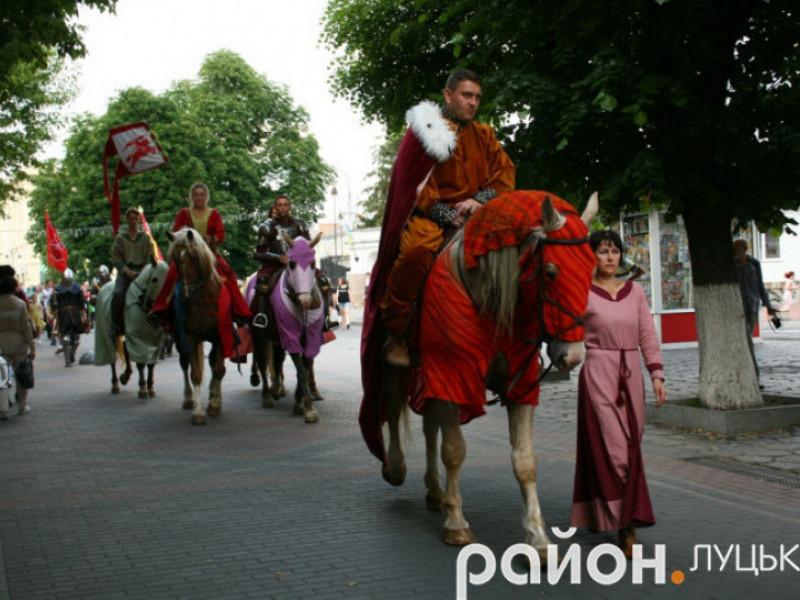Через коронавірус у Луцьку на рік перенесли фестиваль