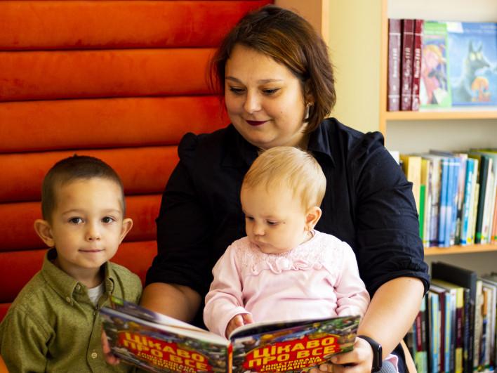 «Фронтера» оголосила про старт книжкового відеопроєкту для дітей