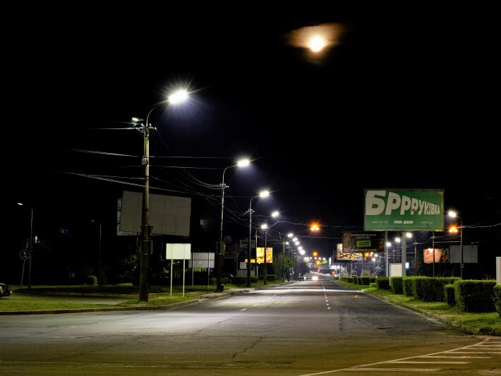 На 25 вулицях Луцька з'явиться сучасне освітлення