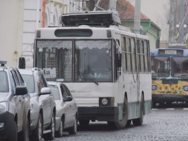 Громадський транспорт Луцька працює у штатному режимі