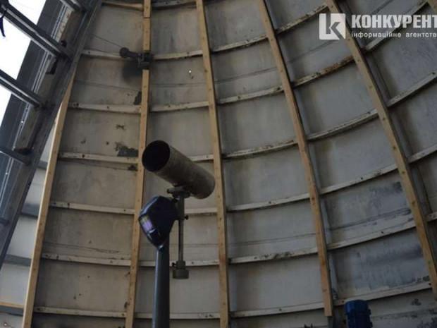 Обсерваторія зсередини