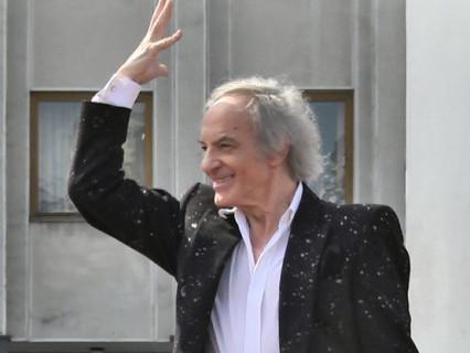 Василь Зінкевич на концерті у Луцьку