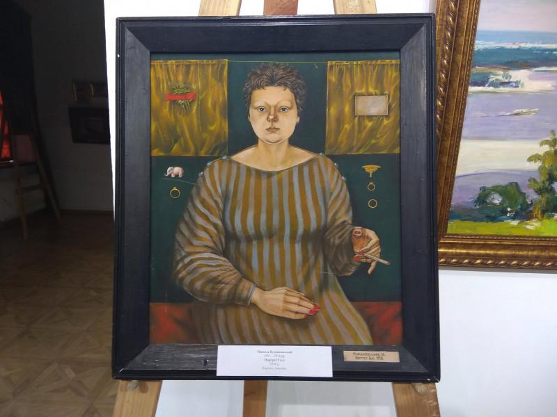 У Луцькому Художньому музеї пройшов тиждень Миколи Кумановського