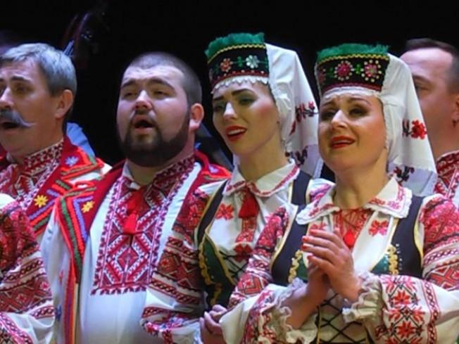 Волинський народний хор дасть п'ять концертів у Луцькому Палаці культури