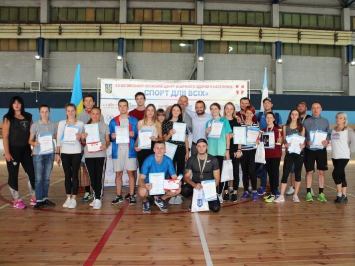 Боратинські спортсмени успішно виступили на обласному фестивалі спорту