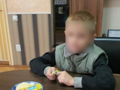 У Луцьку розшукали 8-річного хлопчика, який цілу ніч блукав містом