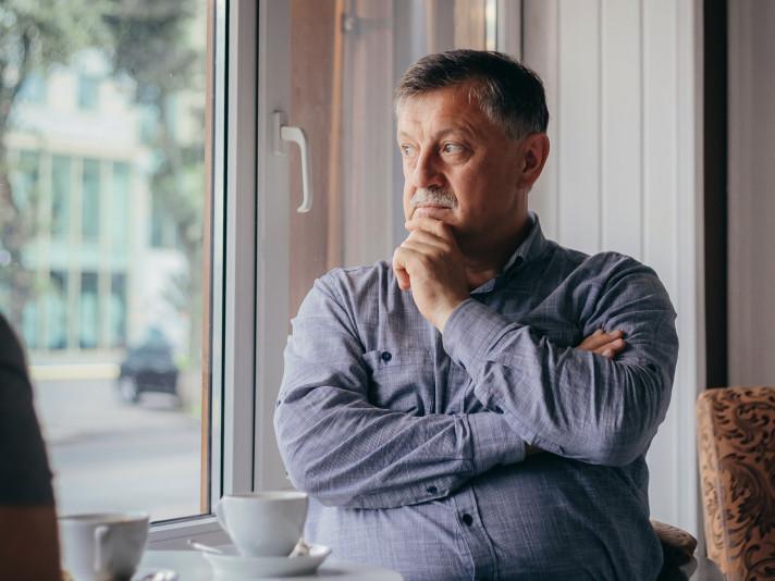 Кандидат у мери Луцька Богдан Шиба звернувся до виборців