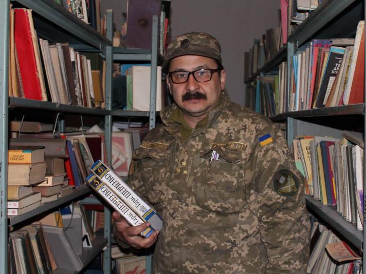 Військовий Байчук розповів, хто гідний стати мером Луцька