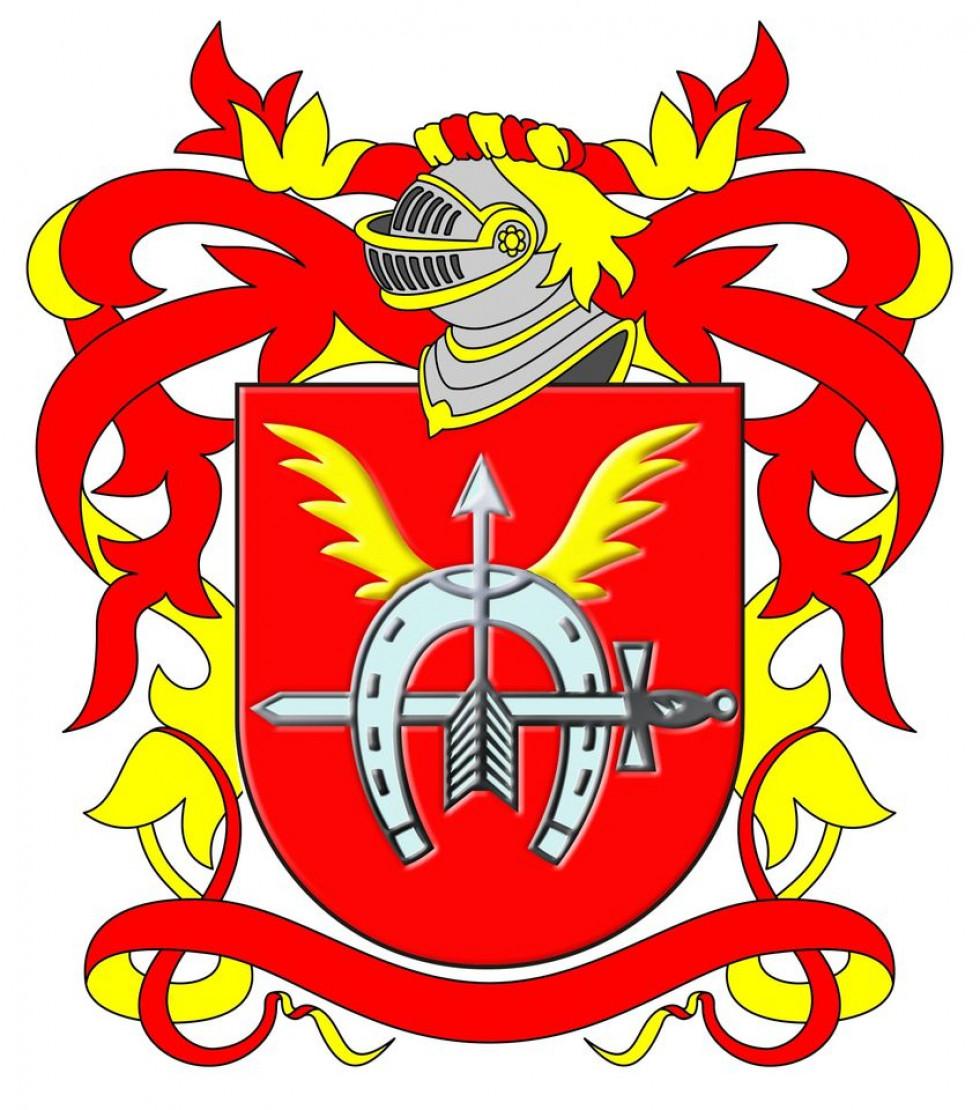 Родинний герб Данила Братковського