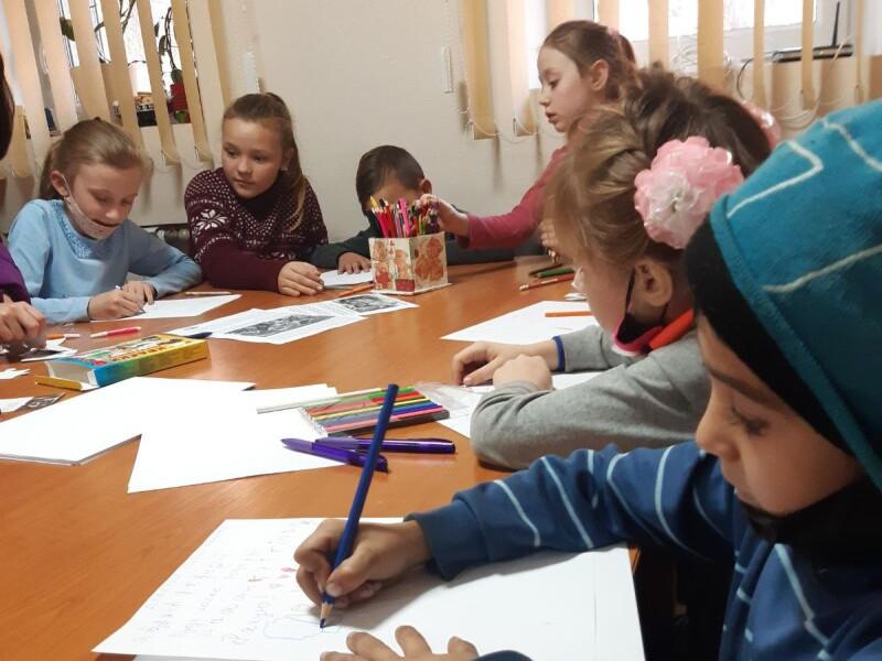 Діти написали лист Святому Миколаю