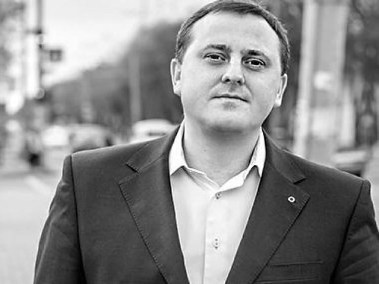 Ексдепутат міськради Андрій Осіпов презентує в Луцьку новий роман