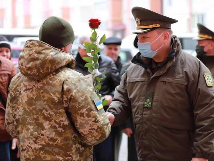 Прикордонники отримали нові квартири у Луцьку