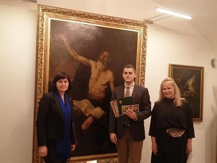 Луцький студент став переможцем конкурсу наукових робіт